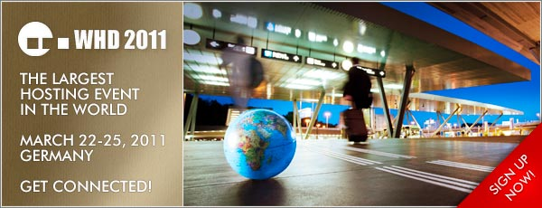 ResellerClub全球主机日大会